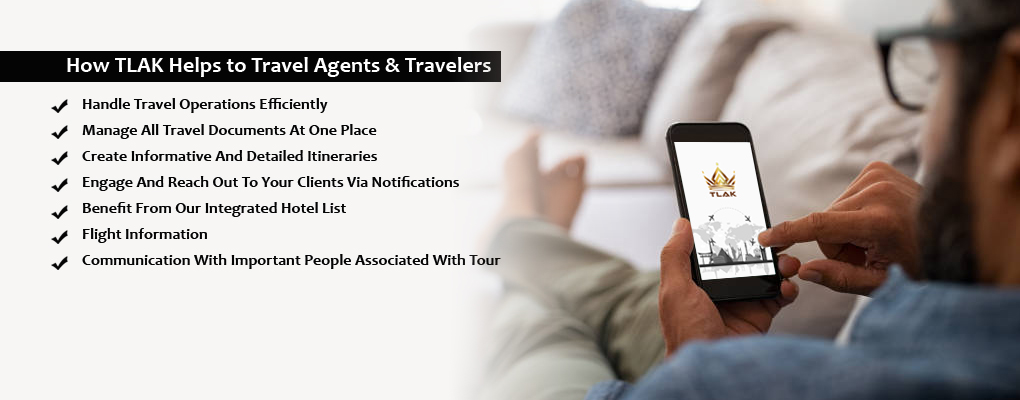 TLAK For Travel Agents & Travellers