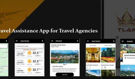Travel Assistant App - TLAK